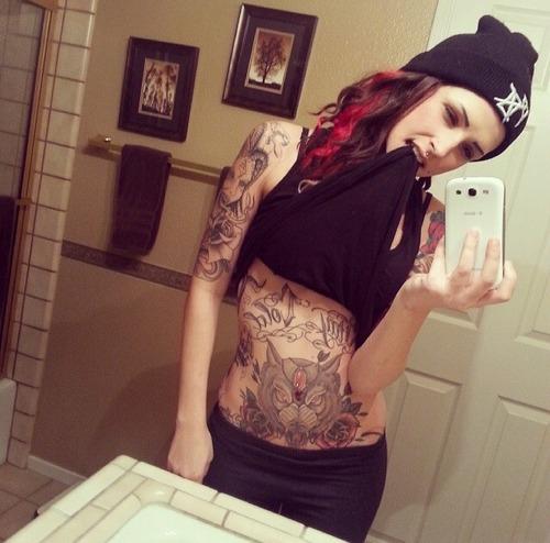 tattoogirlro
